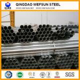 Tubo redondo de acero Pre-Galvanizado diámetro de Q235/Q345 50m m hacia fuera