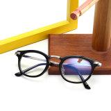 여자 남자 광학 프레임 가관 (6837)를 위한 명확한 렌즈 눈 유리를 가진 디자이너 안경알 프레임