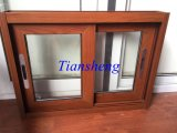 Популярное Style Aluminum Sliding Window Made в Китае
