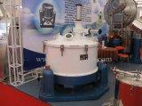 Séparateur inférieur automatique de centrifugeuse de grattoir de trépied de débit