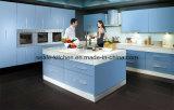 Muebles modificados para requisitos particulares de la cocina de la cabina de cocina de la laca