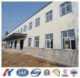 Edificio prefabricado ligero del taller de la estructura de acero (KXD-SSW274)