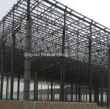 プレハブの鋼鉄建物の鉄骨フレーム