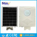 Réverbère 8W solaire Integrated tout dans un