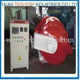 Réacteur de traitement en verre d'autoclave de prix bas