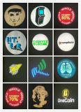 10000 Firmenzeichen der Lumen-sechs, das populären Projektor bekanntmacht