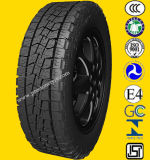 Polimerización en cadena, neumático del vehículo de pasajeros, fábrica Semi-Radial del neumático