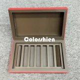Rectángulo de regalo de la visualización del embalaje de Chololate que sorprende