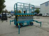 Mobile hydraulique Plate-forme de travail aérien