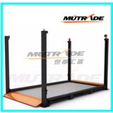 Four Post Outdoor Parking Lift China Auto Hoist