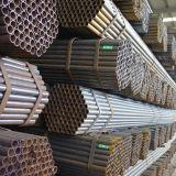 Tubulação de aço soldada A252 de ASTM para a pilha de aço