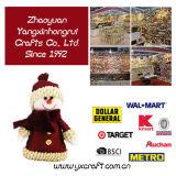 クリスマスの装飾(ZY15Y069-1-2)のクリスマスの装飾的なボードの昇進のおもちゃのギフト項目