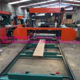 新しいデザイン大きい木製の水平の帯鋸機械