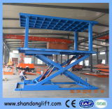 세륨을%s 가진 차 Lift Hydraulic Car Lift Scissor Car Lift