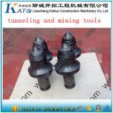 Morceaux/sélections hydrauliques de coupeur de foret de mine de houille avec la cannelure Bgs88 RM8