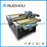 Автомат для резки CNC малой модели кожаный для делать образца