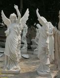 Sculpture en ange