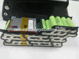 bloco Samsung da bateria da E-Bicicleta de 48V 11.6ah/bateria recarregável 48V de Ebike da bateria de lítio golfinho de Panasonic Downtube