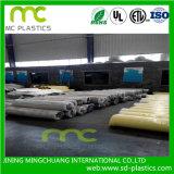 Phalates de PVC libres / Eco / Film non toxique pour les conduits d'air flexibles