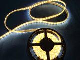 Le ce RoHS Epister imperméabilisent la lumière de bande de 5050 DEL avec la pipe en plastique