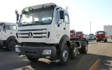 6X4 de HoofdVrachtwagen van de 340HPTractor 50ton Beiben