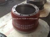 Тормозный барабан тележки OEM 642213502070 сбывания фабрики сверхмощный