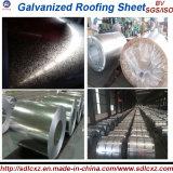 0.13mm ASTM A653 PPGI das Dach-Blatt galvanisierte Stahlringe