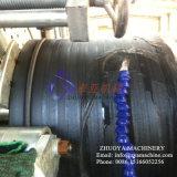 Linha máquina expulsando da câmara de ar de drenagem da água Waste do HDPE/usina (300mm-1200mm)