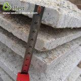 Piedra roja de la seta del granito de la puesta del sol de la alta calidad G682 con el borde Grooved para el revestimiento de la pared