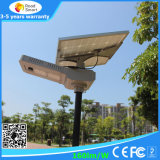 IP65 imprägniern Solar-LED-Straßenlaternemit Mikrowellen-Bewegungs-Fühler