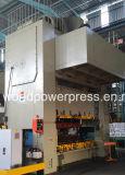 Tipo próximo máquina de 800 toneladas da imprensa de potência da manivela do dobro