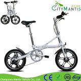 Vélo Pocket portatif se pliant de bicyclette d'alliage d'aluminium mini