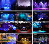 단계 디스코 DJ 결혼식 1000W LED 스트로브 빛을 흐리게 하는 DMX