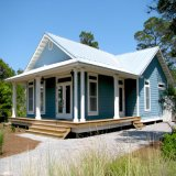 Панельный дом с высоким качеством для жить