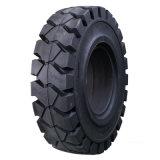 Los neumáticos sólidos 36*7*11 con el neumático industrial sólido de los orificios para Patín-Dirigen
