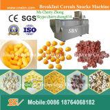 朝食の穀物トウモロコシの薄片機械