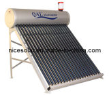 統合されたUnpressruizedの太陽給湯装置(200L)