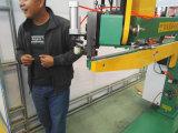 Machine agrafante de carton manuel servo