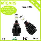 40W LEDの照明H4 H7よい車ヘッドライトキット