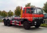 20cbm Dongfeng 6X4 крен рукоятки крюка 15 t к 20 t с тележки отброса для сбывания