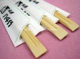 Suporte de pauzinho de bambu personalizado