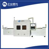 Machine d'inscription de laser pour le code de gravure automatique de Qr sur la surface de carte
