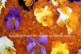 Het oranje kleur-Veranderlijke Merk van gel-Haiyang van het Kiezelzuur Rubingel