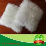 Cuscino tibetano della pelliccia dell'agnello