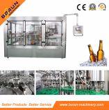 Máquina de rellenar de la cerveza automática llena de la bebida