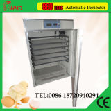 Tenuta dei 880 Eggs Automatic Egg Incubator per Poultry Equipment