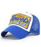 Sommer-Stickerei verbogene Rand-Ineinander greifen-Cowboy-Form-Hüte