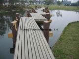 Projet composé en plastique en bois de Decking