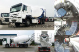 Camion de mélangeur concret de marque de HOWO Sinotruk