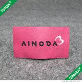 A tela tecida etiqueta o fornecedor para o vestuário